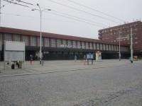 Железнодорожный вокзал Пардубиц